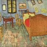 La habitación de Van Gogh en Arles, Art Institue of Chicago
