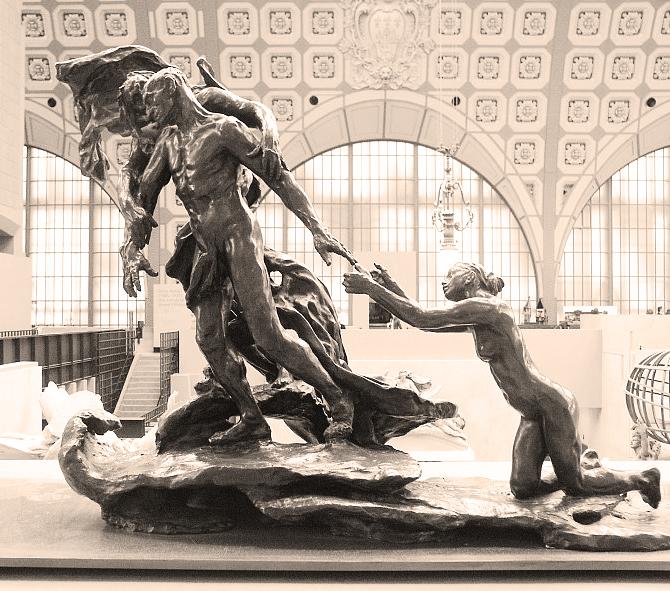 Camille Claudel Escultura Edad Madura 1