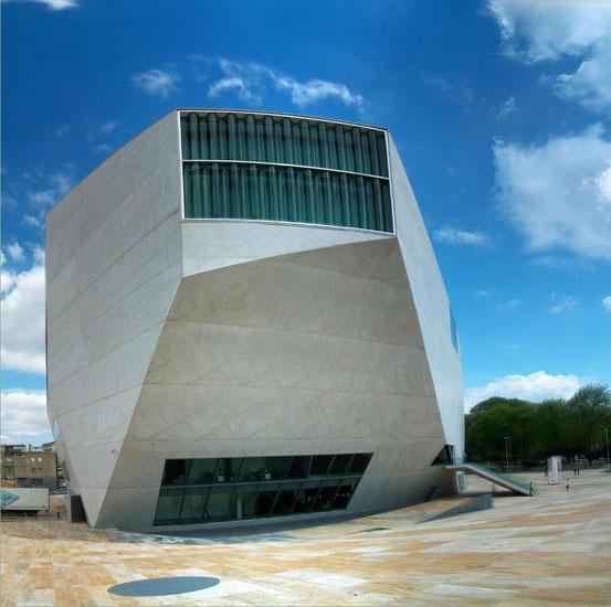 21 edificios de arquitectura moderna en oporto revista for Arquitectura moderna