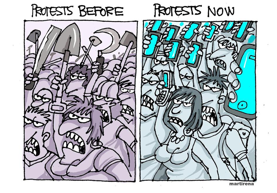 W31 Enero 2013 Protestas