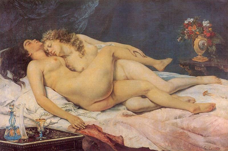 800px-Courbet_Sleep