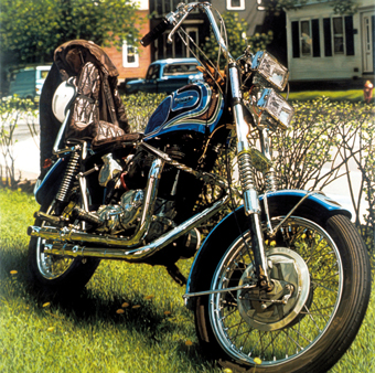 Triumph Trumpet, 1977