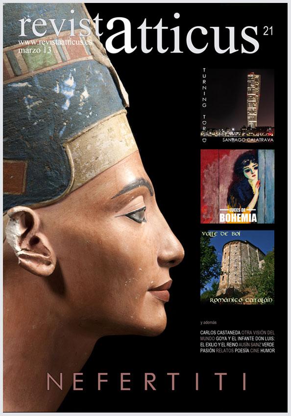 1034 Portada Atticus 21 Nefertiti