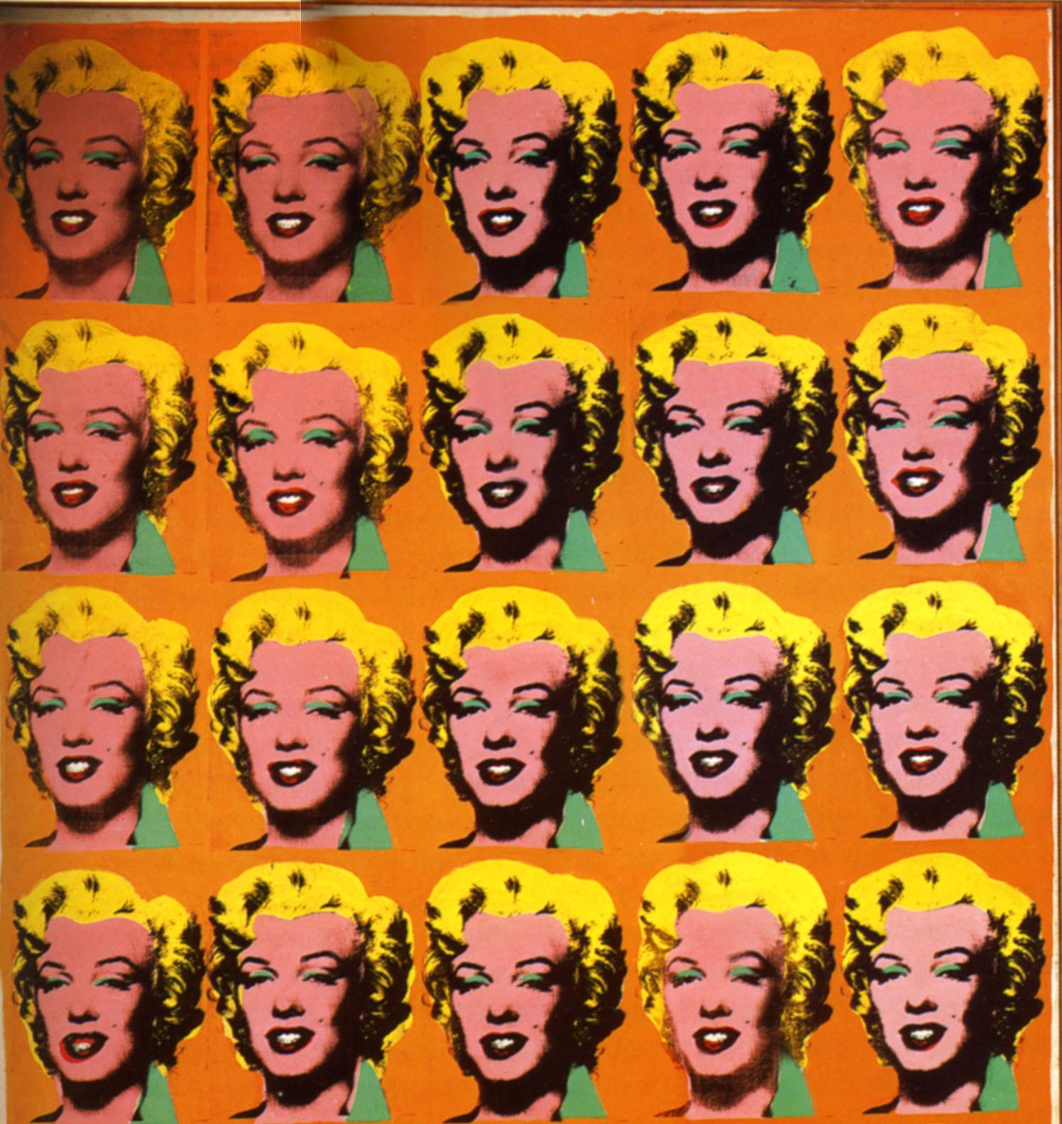 Ilustración 1 Andy Warhol
