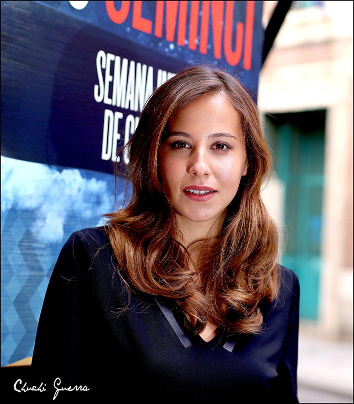 Irene Escolar. Foto: Chuchi Guerra