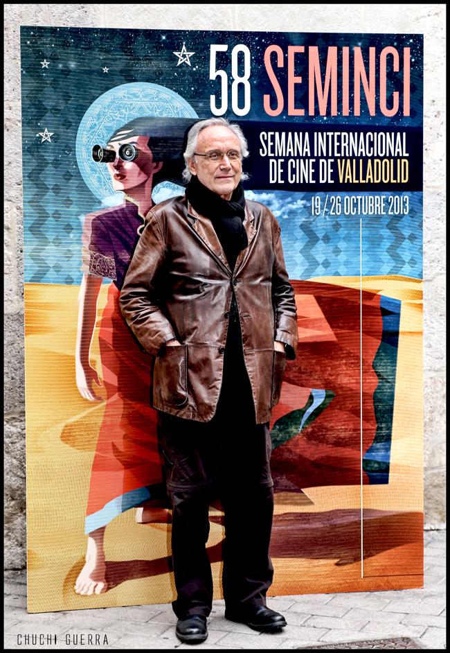Jordi Cadena, director de La por. Foto: Chuchi Guerra