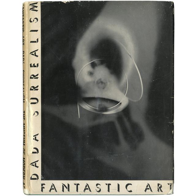 Portada catálogo primera exposición surrealismo