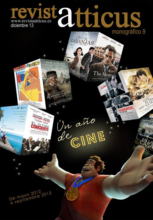 WR2013 Portada Atticus Monografico 9 - Cine