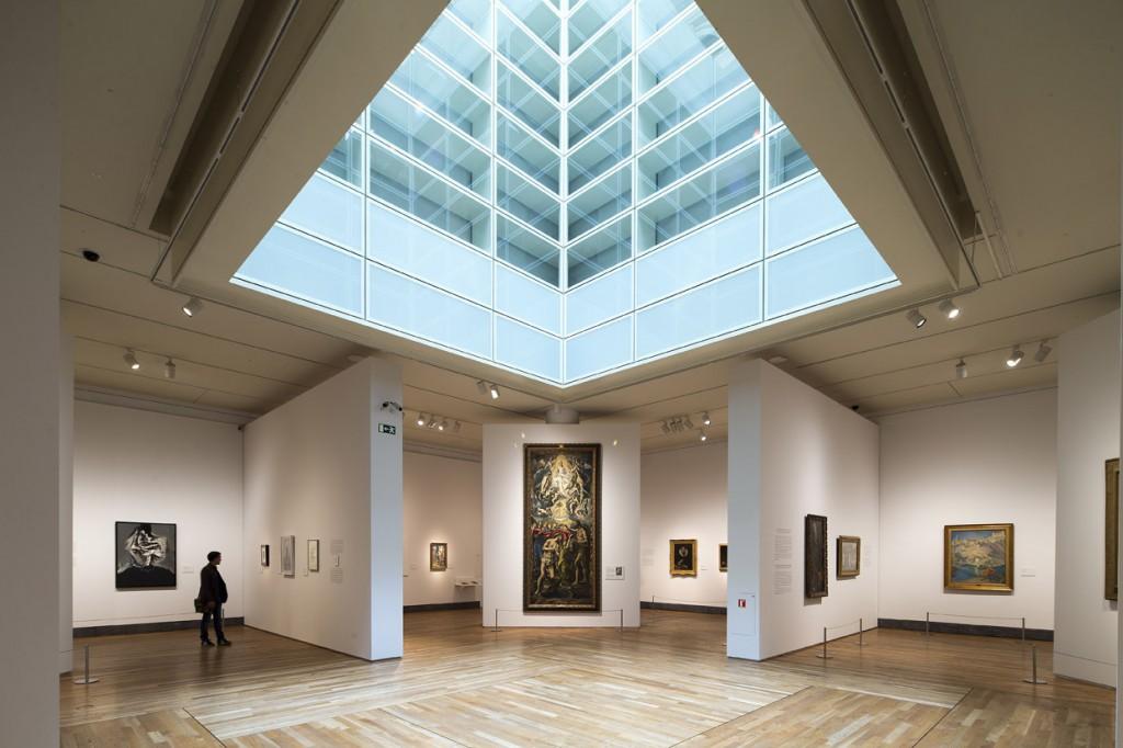 Imagen exposición en sala. © Museo Nacional del Prado.