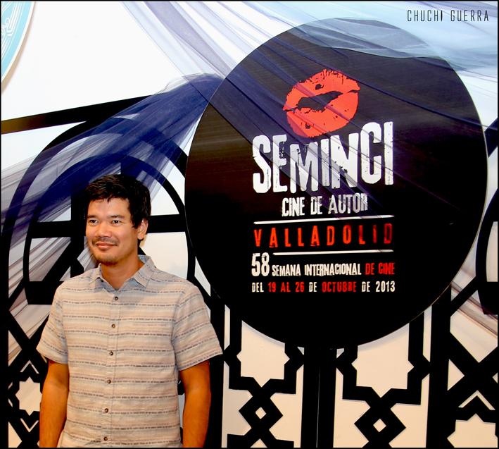 El director Destin Daniel Cretton en la presentación de su película en la pasada SEMINCI. Foto: Chuchi Guerra