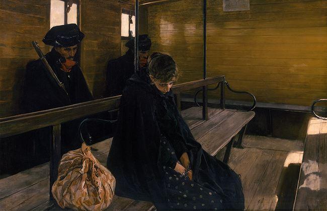 ¡¡Otra margarita!! Joaquín Sorolla y Bastida. 1892. Óleo sobre lienzo, 129.5 x 198.1 cm. Mildred Lane Kemper Art Museum, Washington University in Saint Louis. Donación de Charles Nagel en 1894