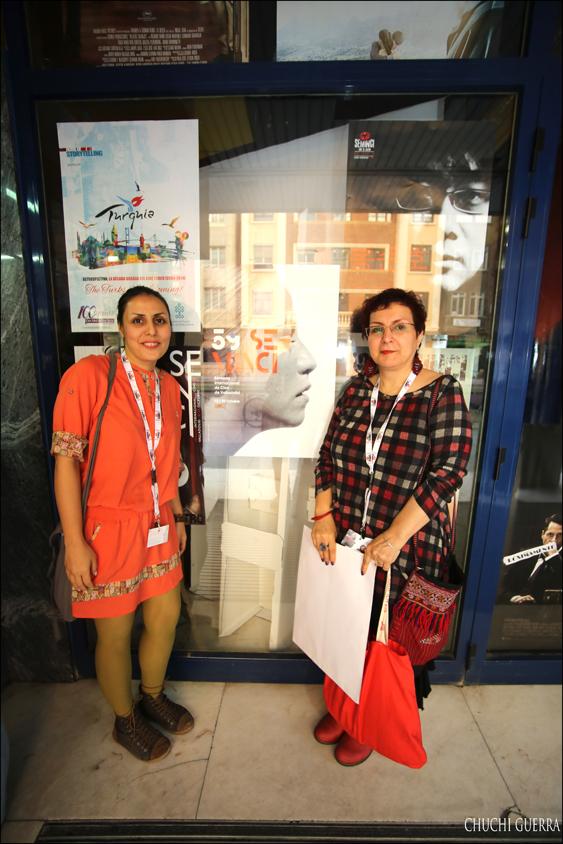 Directoras de la película iraní presenta en Tiempo de Historia, Herfeh, Mostanadsaz (Profesión documentalista)