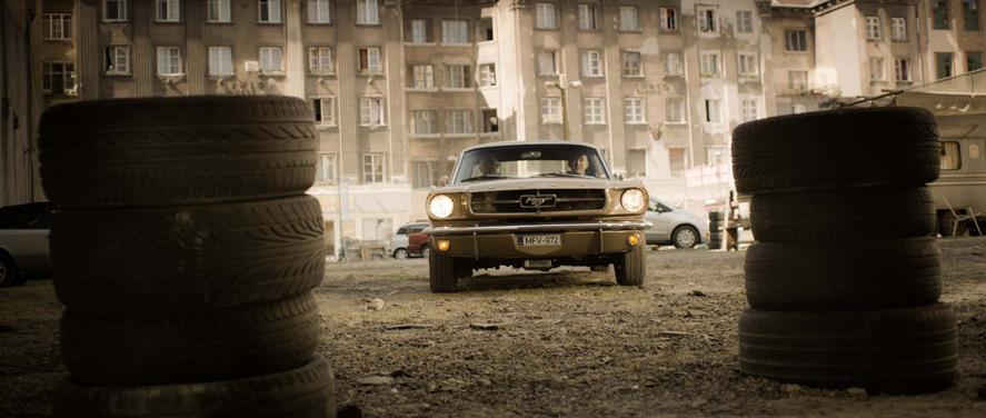 Fotograma de la película Parking