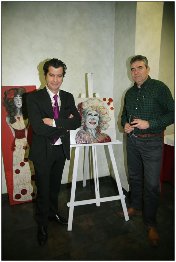 Alberto Romero, el cuadro objeto de nuestra portada y Luisjo Cuadrado