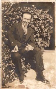 Vicente Ballester en Los Ángeles el 4 de marzo de 1920