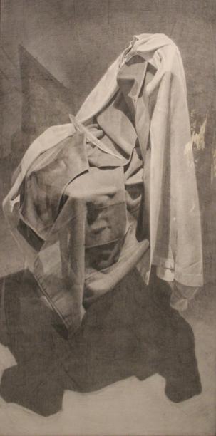 Legado. Eduardo Palacios. 2014. Dibujo. Colección del artista