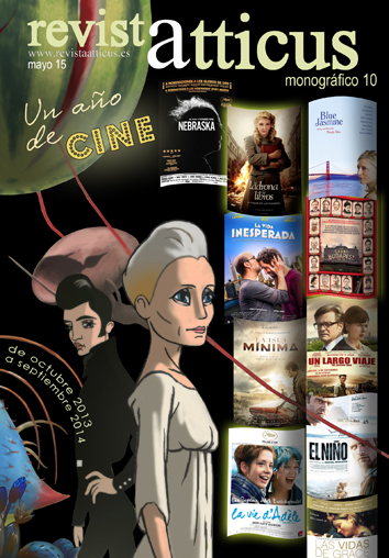 W2015 Portada Atticus Monografico 10 - Cine