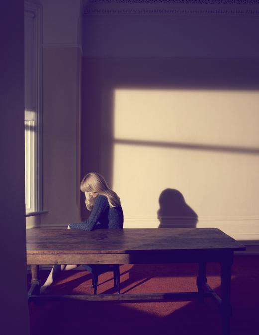 Mujer sola - Camilla Akrans, 2010