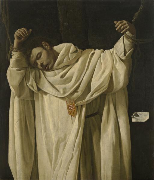 San Serapio, 1628