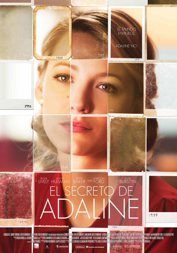 Wcartel EL SECRETO DE ADALINE
