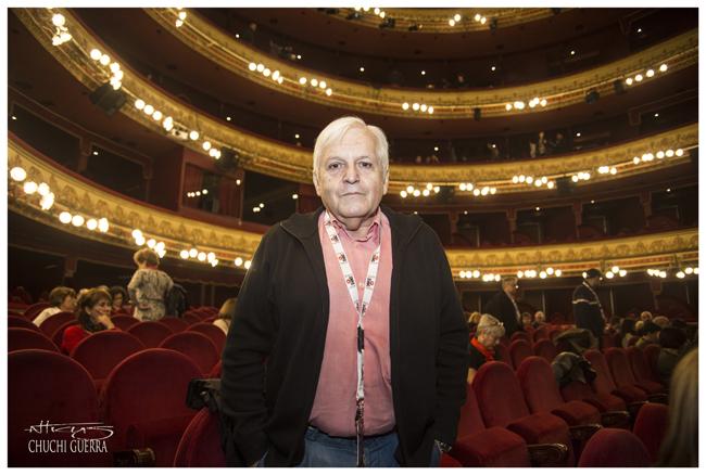 Carlos Pumares, crítico de cine