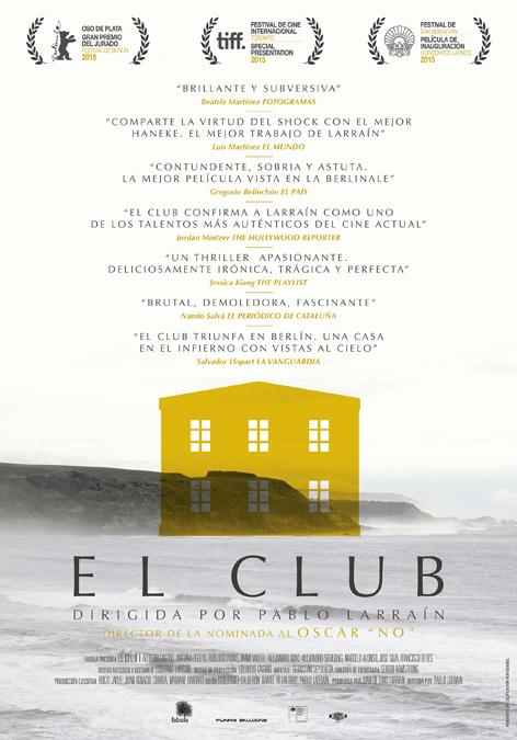 Cartel El Club trz.ai