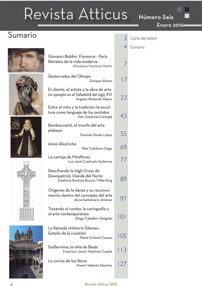 Revista Atticus Seis.indd