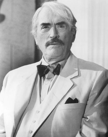 Gregory Peck en El cabo del miedo, 1991
