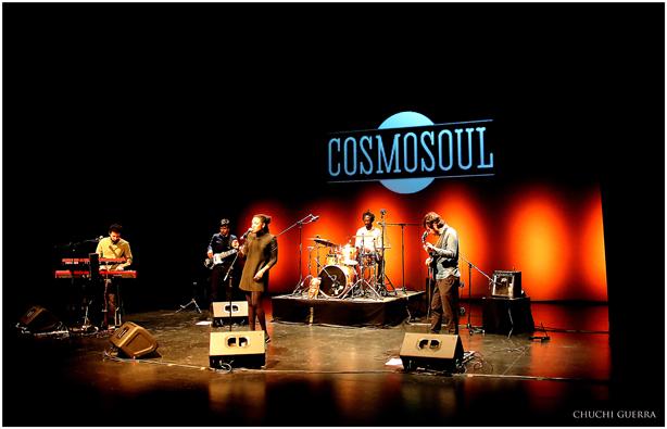 Cosmosoul. Fotografía: Chuchi Guerra