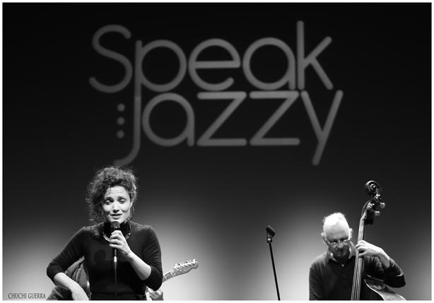 Speak Jazzy. Fotografía: Chuchi Guerra