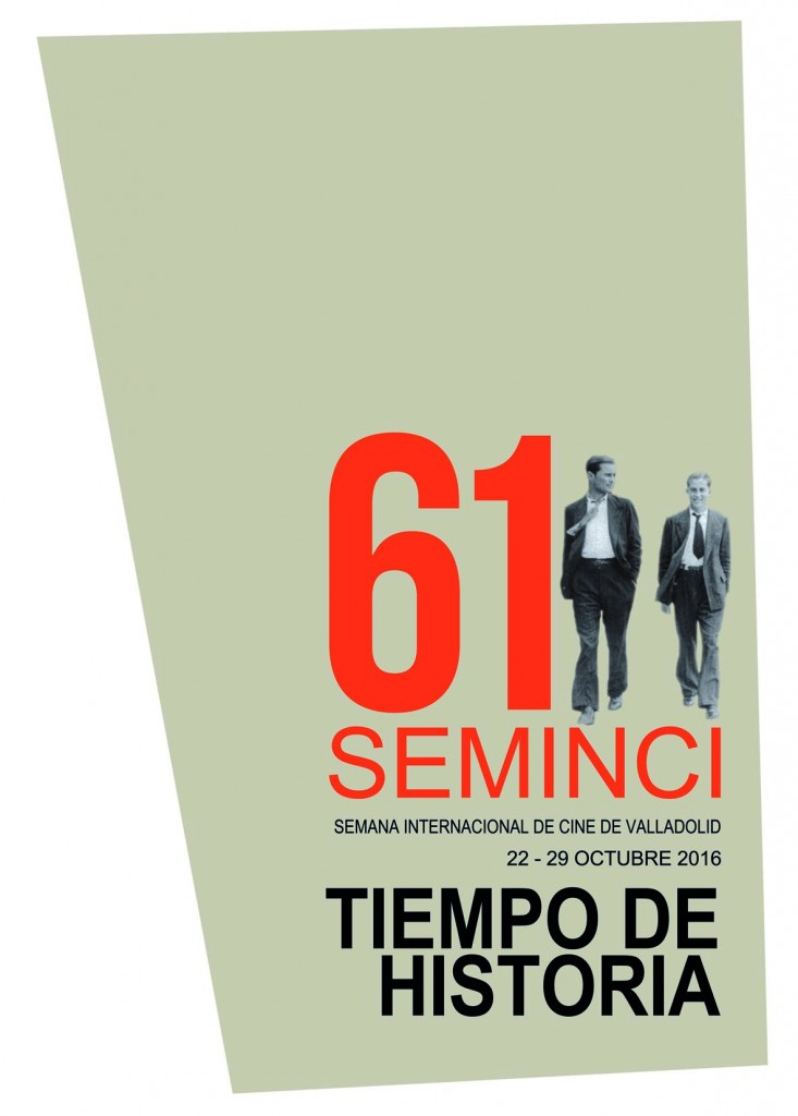Un paseo por el mundo, cartel ganador de la sección Tiempo de Historia obra de Idoia Rodríguez Iriondo