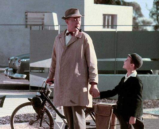 Crítica Película Mi Tío De Jacques Tati Revista Atticus