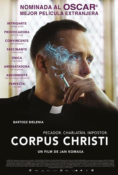 Crítica película Corpus Christi de Jan Komasa | Revista Atticus